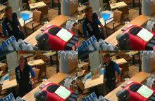 Klaipėdos pareigūnai turi klausimų nuotraukoje užfiksuotam vyrui <span style=color:red;>(gal atpažįstate?)</span>