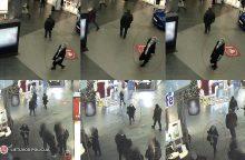 Klaipėdos pareigūnai turi klausimų nuotraukoje užfiksuotai moteriai <span style=color:red;>(gal atpažįstate?)</span>