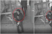 Policija aiškinasi, kas Šiauliuose įvykdė vagystę <span style=color:red;>(gal atpažįstate?)</span>
