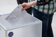 Rinkėjų aktyvumas: kur balsuojama sparčiausiai, o kur – vangiai? <span style=color:red;>(nuolat atnaujinama)</span>