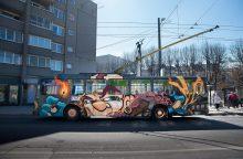 Neatpažįstamai pasikeitė dalis senųjų Kauno troleibusų <span style=color:red;>(nuotraukų galerija)</span>