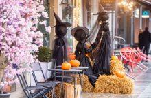 Kauno centrą užliejo Helovino nuotaika <span style=color:red;>(nuotraukų galerija)</span>