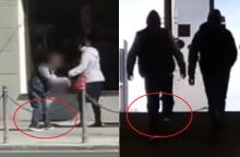 """Demaskavo: """"neįgaliojo"""" sukčiaus vargai baigėsi patraukus link baro <span style=color:red;>(vaizdo įrašas)</span>"""