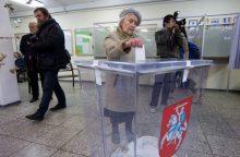 Lietuva renka, kas pateks į Seimą: rinkėjų aktyvumas <span style=color:red;>(nuolat pildoma)</span>