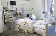 Medikai – apie Kauno klinikose mirusią COVID-19 sirgusią gimdyvę <span style=color:red;>(vaizdo įrašas)</span>