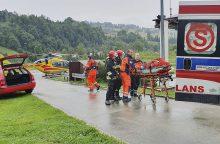 Tatruose per smarkią audrą žuvo penki žmonės, per 100 sužeisti <span style=color:red;>(atnaujinta)</span>