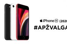 """Antros kartos """"iPhone SE"""" <span style=color:red;>(2020)</span>: ką siūlo biudžetinis """"Apple"""" išmanusis?"""